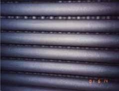 Boiler corrosion wear spraying