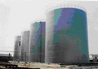 石油化工儲罐噴塗鋁合金防腐