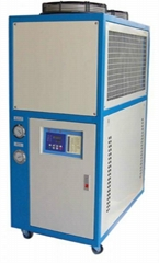 The cold wind type industrial refrigerating machine