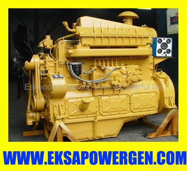 Shangchai Diesel Generating Set 3