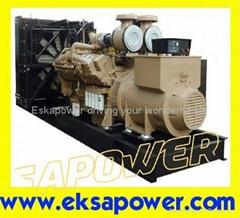 1000KW generator set