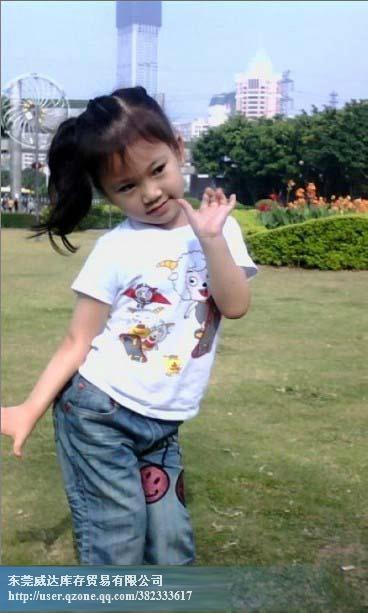 常美服装-5元童装纯棉T恤 2