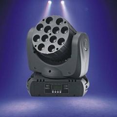 professional beam moving head lights 12*10w quad moving beam lighting
