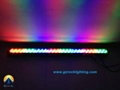 wedding decor led color wash 252*10mm rgb led wall washer for church ,party