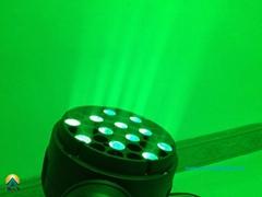 night light 37 x 3W led moving head beam for stage & dj light,sky beam lighting