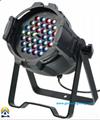 tri color led zoom par light 36*3W RGB