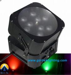 Zoom Freedom quad led 9*15W RGBAW uplighting