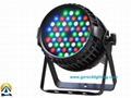 led par with zoom