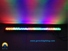led city color wash 252*10mm rgb led wash bar for wedding ,party ,disco ,bar,dj  (Hot Product - 1*)