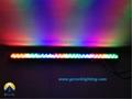 washer led light 252*10mm rgb led bar
