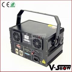 1w rgb animation laser l