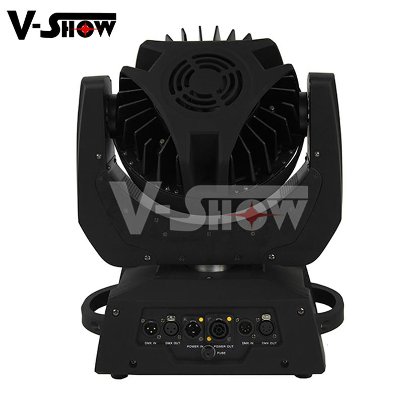 pomotion!new upgrade 36*10w 4in1 RGBW with zoom moving head for stage concert  2
