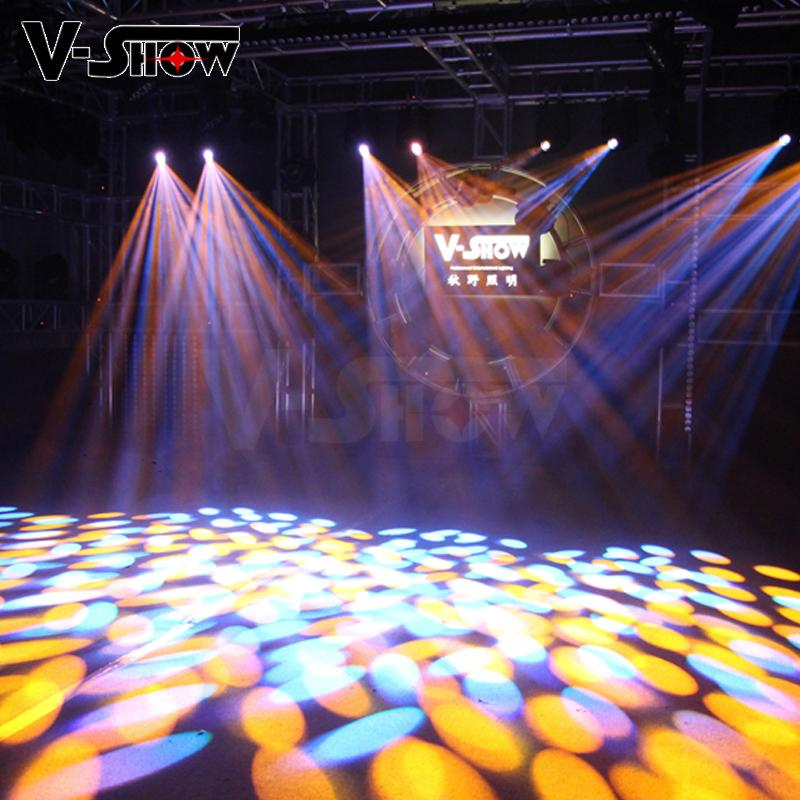 china supplier dj lighting led spot moving head light 150w spot moving lights 7