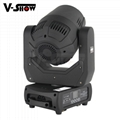 china supplier dj lighting led spot moving head light 150w spot moving lights