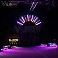 2018 new arrival Magic Matrix LED 5dot led stage lighting 6