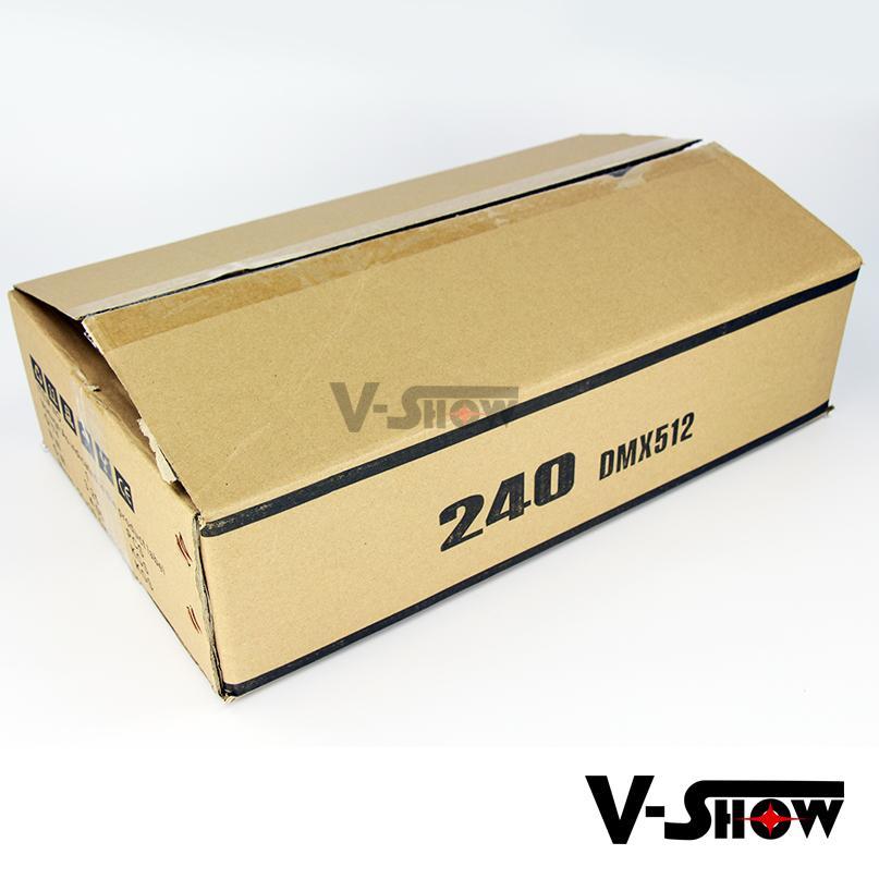 DMX512 Controller international standard digital 240 DMX Channels 3