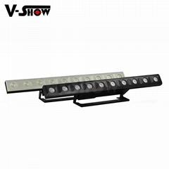 new arrival 2in1 Magic LED Bar 10pcs 3W CREE LED+60pcs 5050 RGB LED