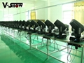 V-SHOW 17R 350w moving head light stage light high quality use in big stage 6