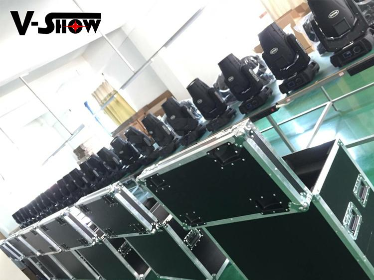 V-SHOW 17R 350w moving head light stage light high quality use in big stage 10