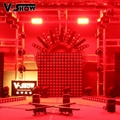 TOP SELL Wedding stage 300w RGB DMX led Strobe rgb dj lighting 968pcs led strobe