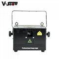 2W stage laser light 2W RGB Animation Laser for club and stage