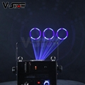 2W stage laser light 2W RGB Animation Laser for club and stage 8