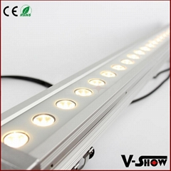 24*3w warm white led was