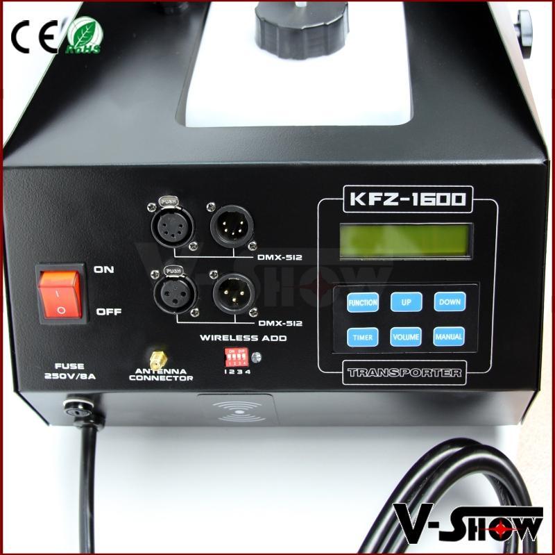 1500W Fog machine stage effect machine  4