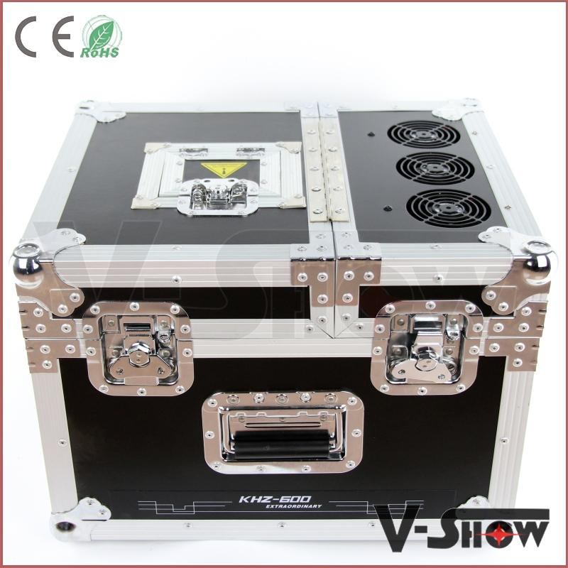 moke making 2CH fogging haze machine 600w smoking maker with smooth and thinner
