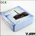 LCD wireless DMX512 Receiver&Transmitter