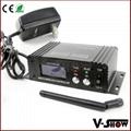 LCD wireless DMX512 Receiver&Transmitter 4