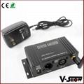 LCD wireless DMX512 Receiver&Transmitter 5