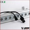 24*3w led city color wash /led wall washer /led wash light