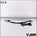 24*3w led city color wash /led wall washer /led wash light
