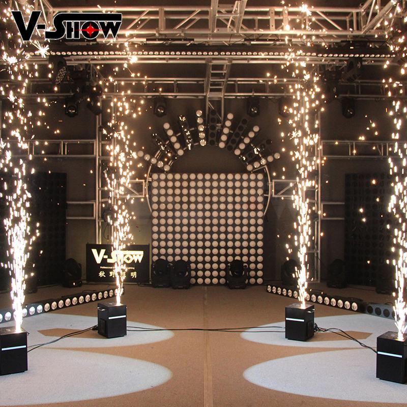 750WSparkular wedding firework machine indoor fountain machine no smoke no fire  7