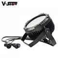 NEW outdoor led par light 7*25W COB LED waterproof par can stage light IP65 3