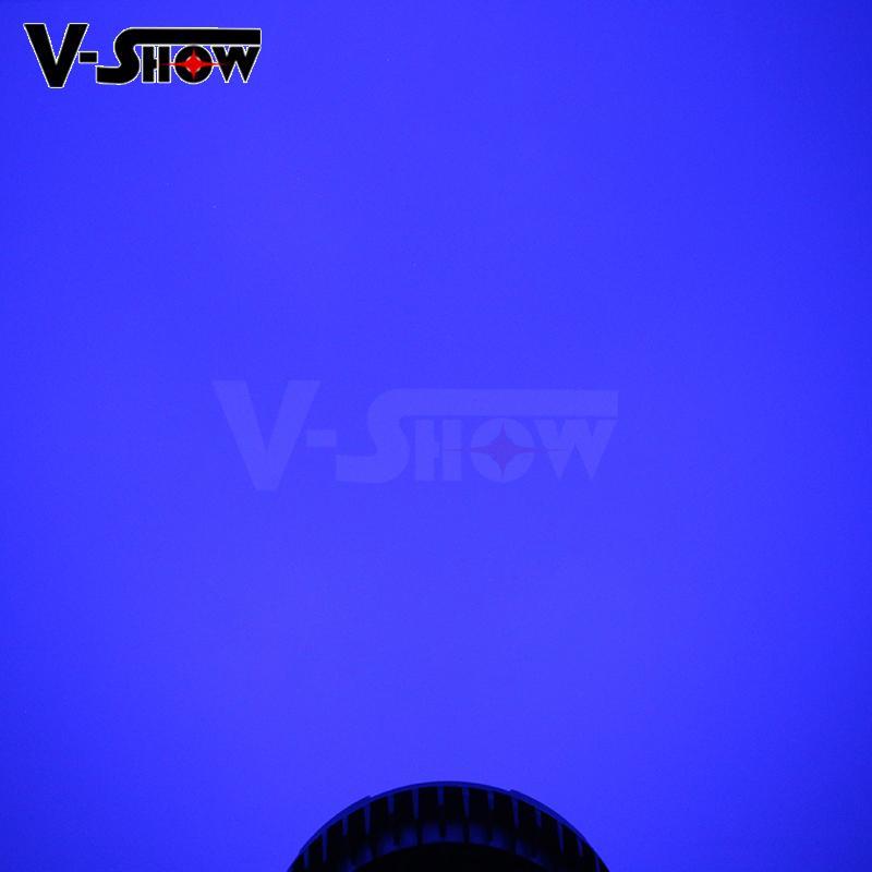 NEW outdoor led par light 7*25W COB LED waterproof par can stage light IP65 5