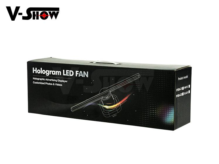 2018 NEW arrival Hologram Display LED Fan stage effect equipment Holographic 3D  3