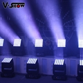 Zoom Moving Head 25x15 Matrix Panel, Light Strong 15W 4IN1 RGBW
