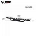 promotion BX1402 14* 3W LEDs 2in1 led wall washer led bar light background mega  2