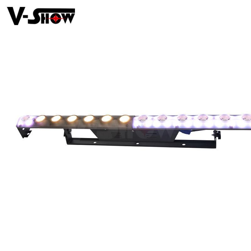 promotion BX1402 14* 3W LEDs 2in1 led wall washer led bar light background mega  4