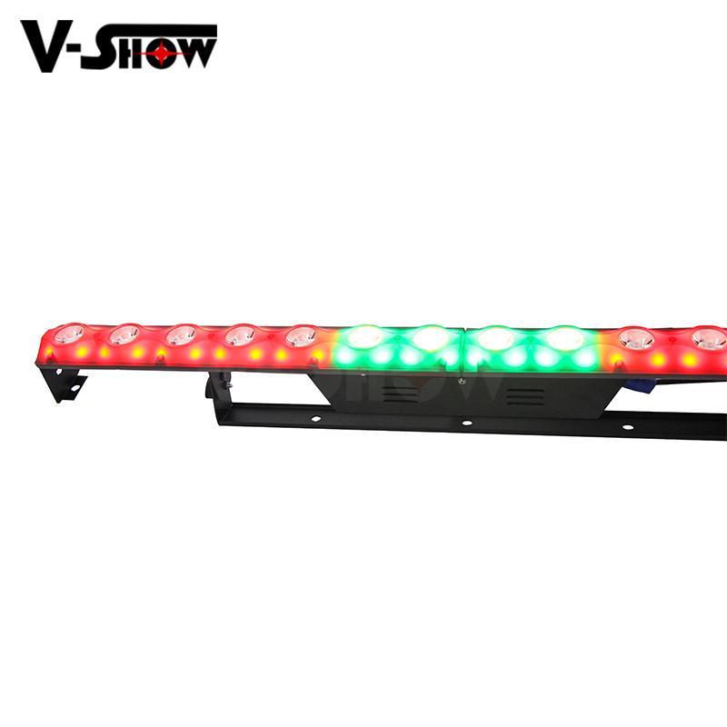 promotion BX1402 14* 3W LEDs 2in1 led wall washer led bar light background mega  6
