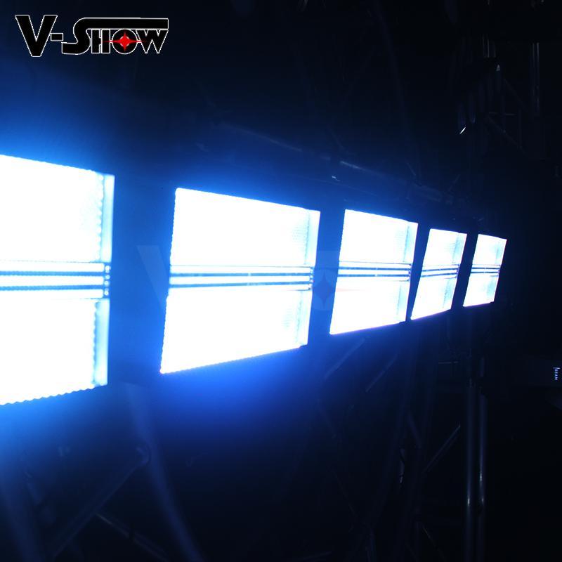 2018 new arrival 4pcs 2in1 Star LED Strobe led stage light RGB strobe lighting 9