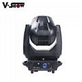 200W CMY Moving Head LED Zoom led zoom moving head light stage lighting 200w led 3