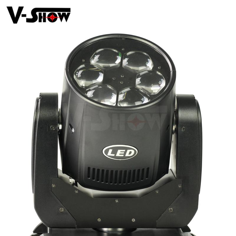 6X40W LED Beam Zoom Wash led moving head light high power moving head lighing 3