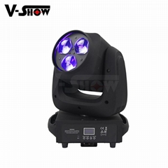 3*40W LED Beam Wash Zoom Moving Head