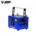 1W RGB Animation Laser stage laser light most popular laser light 4