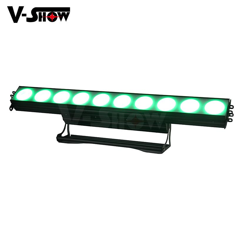10PCS 30W RGBW 4in1 High Power LED wall washer light bright stage wall washer 2