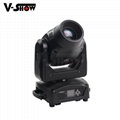 150W LED Beam&Spot&Wash Moving Head