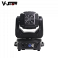 150W LED Beam&Spot&Wash Moving Head Light dj stage for disco